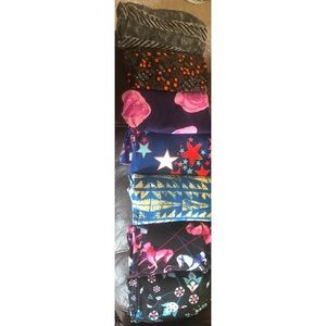 Lularoe TC leggings lot